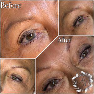 Melanie Aslin Permanent Makeup- Top Eyeliner