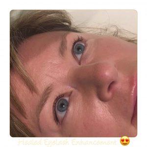 Melanie Aslin Permanent Makeup- Debbie Healed Eyeliner