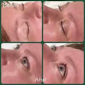Melanie Aslin Permanent Makeup- Debbie Upper Lash Enhancement