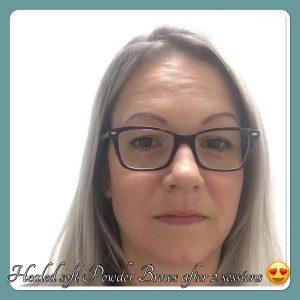 Melanie Aslin Permanent Makeup- Jo Healed Brows