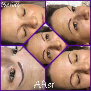 Melanie Aslin Permanent Makeup- Jo Soft Powdered Brows